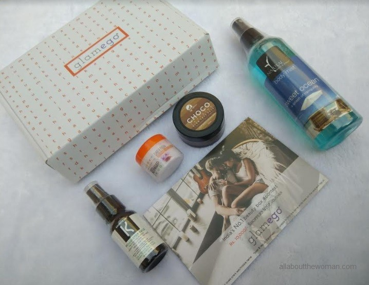 What's Inside the Glamego Box February 2018