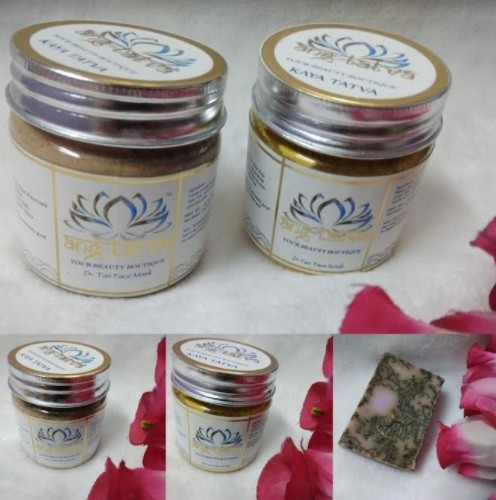 Ang-tatva - Your destination for handmade natural skin care products.
