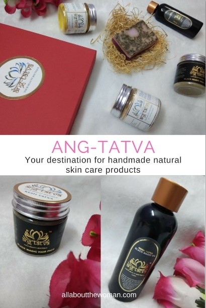 Ang-tatva - Your destination for handmade natural skin care products