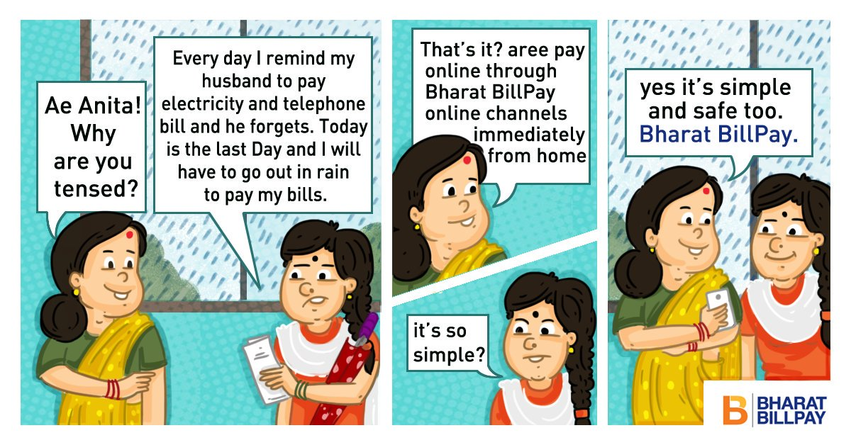 Bharat BillPay-Empowering Growth of a Physical Retail Network