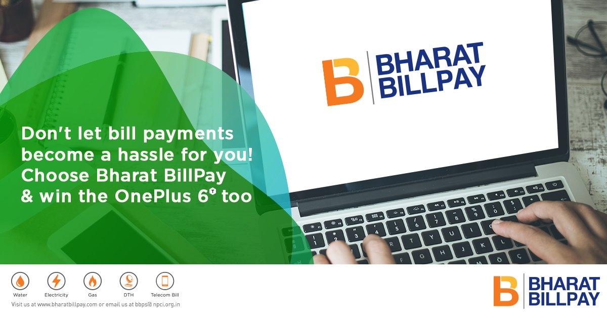 And Ecosystem of bill payment services like Bharat BillPay empowers over millions of consumers for secure and easy bill payment.